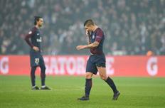 Реал прервал 51-матчевую домашнюю беспроигрышную серию ПСЖ
