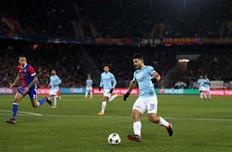 Манчестер Сити - Базель, Getty Images
