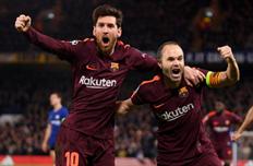 Барселона - Челси, Getty Images