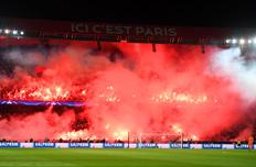Фанаты ПСЖ, Getty Images