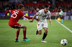 Бавария — Севилья: прогноз букмекеров на матч Лиги чемпионов