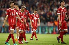 Бавария впервые в истории проиграла одному сопернику 6 матчей подряд