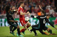 Реал - Бавария, Getty Images