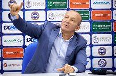 Роман Григорчук, ФК Астана
