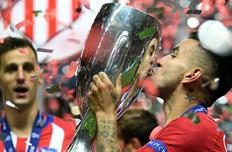 Анхель Корреа, фото: сайт УЕФА