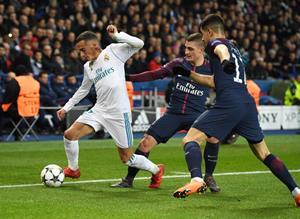 ПСЖ - Реал обзор матча, фото: Getty Images