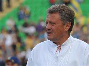 Мирон Маркевич, фото Маркияна Лысейко, Football.ua