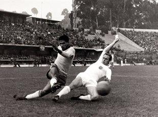 Гаррінча проти збірної Англії, Getty Images