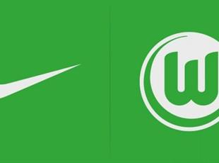 Nike и Вольфсбург, фото из Twitter