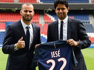 Хесе (слева), Marca