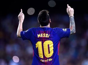 Лионель Месси расстраивает очередного соперника Барселоны