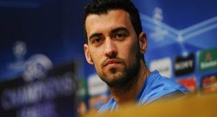 Серхио Бускетс, фото Getty Images