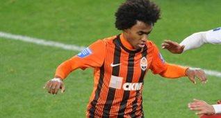 Виллиан, фото Валерий Дудуш, Football.ua