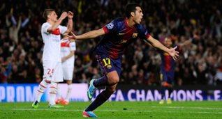 Педро празднует гол, Getty Images