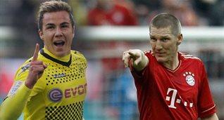 Гетце и Швайнштайгер, фото kicker.de