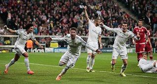 Два ранних гола Рамоса не оставили Баварии шансов, Getty Images