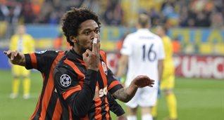 Луиса Адриано оскорбили в Борисове, фото Football.ua