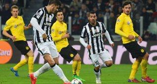 Альваро Мората забивает победный гол, фото getty images