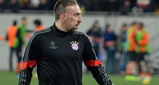 Франк Рибери, фото Богдана Заяца, Football.ua