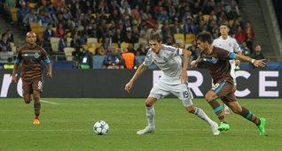 Динамо Киев - Порту, Денис Гармаш, Getty Images