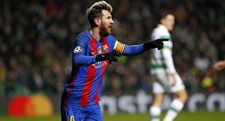 Барселона уверенно обыгрывает Селтик и оформляет выход в плей-офф