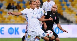 Евгений Макаренко (на переднем плане), football.ua