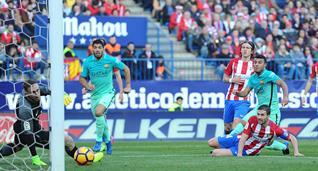 Рафинья забил первый гол в матче, Getty Images