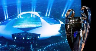 Жеребьевка Лиги чемпионов онлайн, Getty Images