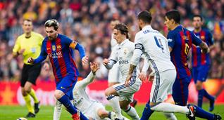 Барселона и Реал встретятся летом в США, Getty Images