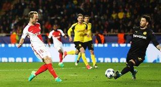 Монако - полуфиналист Лиги чемпионов, Getty Images