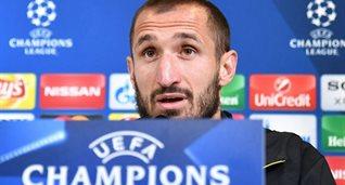 Джордж Кьеллини, uefa.com