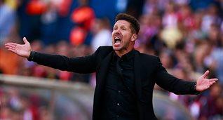 Симеоне поздравил Реал с выходом в финал, Getty Images
