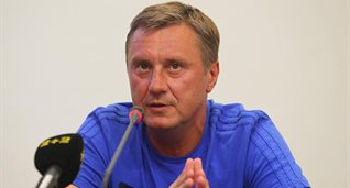 Александр Хацкевич, фото фк динамо киев