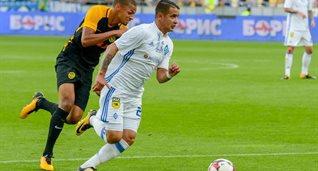 Дерлис Гонсалес, Football.ua