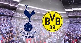 Тоттенхэм — Боруссия Д: прогноз букмекеров на матч Лиги чемпионов