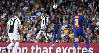Барселона разгромила Ювентус на Камп Ноу