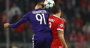 Бавария — Андерлехт 3:0 Видео голов и обзор матча