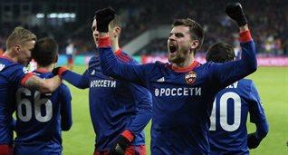 Щенников, фото ЦСКА
