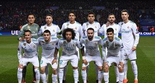 Реал в восьмой раз подряд вышел в 1/4 финала