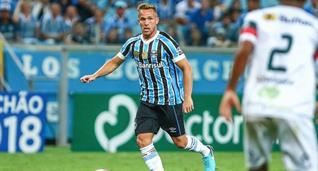 Барселона анонсировала трансфер Артура
