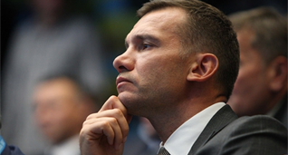 Андрей Шевченко, ffu.ua