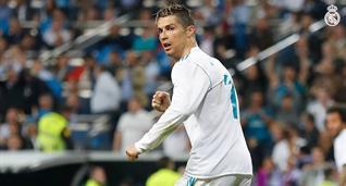 Криштиану Роналду, фото ФК Реал Мадрид