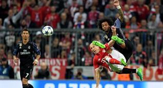 Бавария - Реал, twitter.com/FCBayern