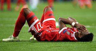 Давид Алаба, фото: УЕФА