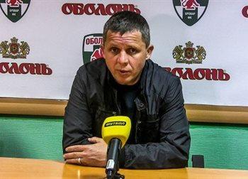 Сергей Солдатов, fcbrovar.obolon.ua