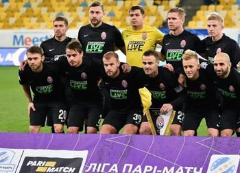 Заря, Фото Богдана Зайца, Football.ua