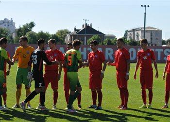 В следующем сезоне Арсенал-Киев и Ингулец могут встретиться в Премьер-лиге, фото ФК Арсенал-Киев