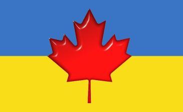 фото лист канадского клена
