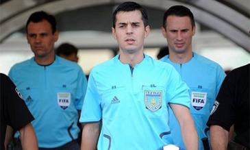 Сергей Шебек: Козыку лучше играть в футбол, а не судить - изображение 1