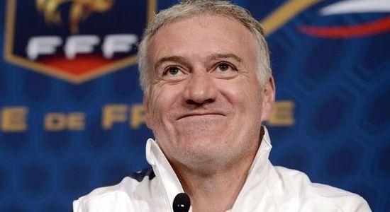 Сборная Франции по футболу, Дидье Дешам, Евро-2016